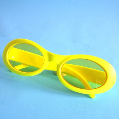 Neon Brille, Disco,  80er, 90er Party, Neon-Look